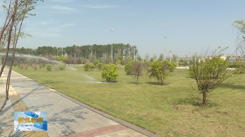 市园林管理处:创新工作机制 提升城市管理水平