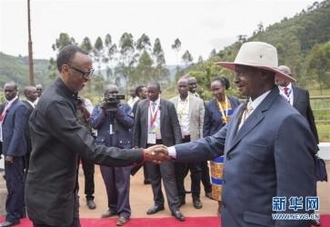 乌干达与卢旺达签署引渡条约