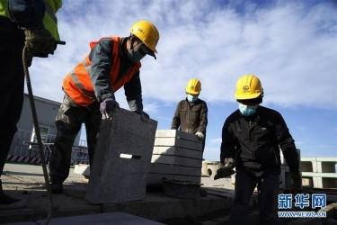 北京城市副中心站综合交通枢纽建设有序推进